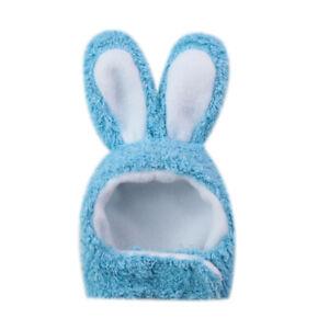Pet Cat Rabbit Hat Dog Headgear Decoration Cosplay Costume Cartoon Headwear Soft