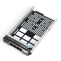 "Hot-Swap 3.5"" SAS SATA HDD Hard Drive Tray Caddy For Dell PowerEdge R630 US SHIP"