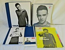 One Direction & Office Depot Liam Lot Ring Binder Notebook Dividers Journal NEW