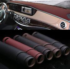 For Infiniti FX35 FX45 FX50 09-13 Leather Car Dashboard Cover Non-Slip Dash Mat