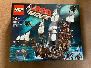 Lego 70810 The Movie Metal Beard's Sea Cow New Sealed Free Postage