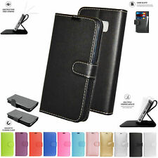 For Huawei P Smart 2020 PU Leather Book Stand Wallet Phone Case Cover Pouch