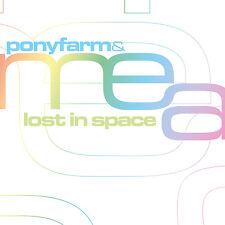 CD Lost In Space von Mea and Ponyfarm  2CDs