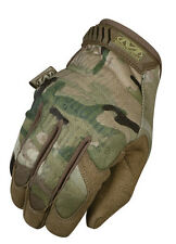 MECHANIX WEAR TACTICAL GLOVES Multi Cam  CAMOUFLAGE - Army SAS CDO RAR Infantry