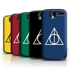 STUFF4 Back Case/Cover/Skin for HTC Desire G7/Magic Hallows Inspired