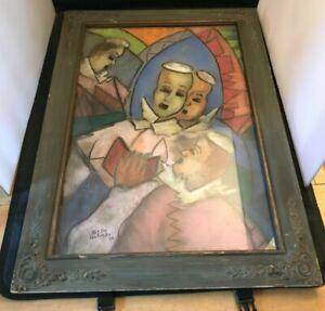 Belle Golinko Painting Signed