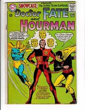 SHOWCASE #56 (VG) DOCTOR FATE! HOURMAN! DC 1965 Vintage Silver-Age Comic Book!