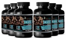 Muscle Building Supplements - CREATINE TRI-PHASE 3X 5000mg - Body Weight Gain 6B