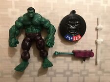 Marvel legends Showdown/ The Hulk / Complete / New / Mint/ Out Of Packaging