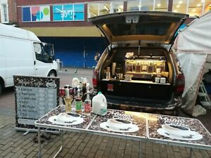 Mobile Coffee Smart Car Business