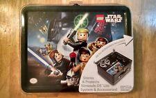 LUNCHBOX Ultimate Starter Kit STAR WARS Lego Nintendo DS Lite Accessories tin