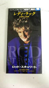 "ROD STEWART LADY LUCK WPCR-200 3"" JAPAN CD A5116"