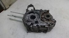 1980 Honda C70 Passport C 70 HM518B. Engine crankcase cases