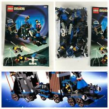 LEGO SYSTEM Time Cruisers 6497 Twisted Time Train complet + instruction 1997