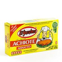 Annatto Condiment Paste (Achiote) (15 ounce)