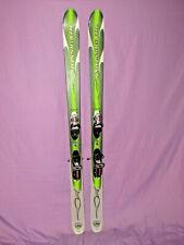 ROSSIGNOL Bandit B4 Powder skis 178cm with Rossignol Axial 2 120 ski bindings ~~