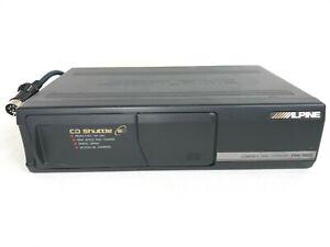 Alpine CHM-S620 CD 6 Disc Auto Compact Disc Changer High Speed 8 Pin & Magazine