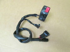 Kawasaki ZX6R NINJA P7F P8F 2008 25,575 miles Right handlebar switchgear switch