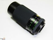 Rollei QBM Zoom Rolleinar 4/80-200mm MC Objektiv lens für 3003, SL35, SL2000F