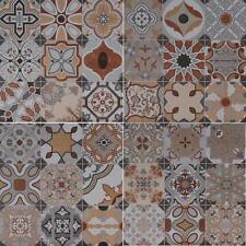 Marokkanische Fliesen Balat Patchwork Muster Orientalisch Arabisch Mix