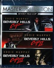 Beverly Hills cop Trilogia (3 Blu-ray) Paramount