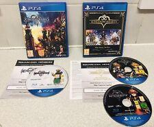 Kingdom Hearts: la historia por ahora & Kingdom Hearts 3 paquete Joblot