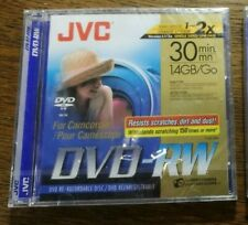 JVC DVD-RW ~Blank Recording Disc ~For Camcorders ~Brand New