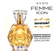 AVON Femme Icon, eau de parfum, 50 ml