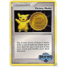 Pokemon VICTORY MEDAL SPRING 2006-2007 Holo Foil PROMO!