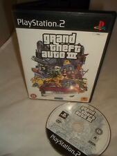 Sony Playstation 2 Console PS2 Jeu Grand Theft Auto 3 III
