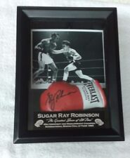 "Sugar Ray Robinson "" The Greatest Boxer Ever"" vs Jake Lamotta Display"
