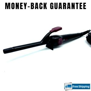 """Remington CI-5213 3/4"""" THIN CLAMPING CURLING IRON STYLING HAIR CARE TOOL Ceramic"""