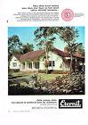 PUBLICITE ADVERTISING   1961   ETERNIT  couverture toiture