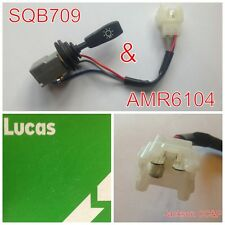 Land Rover Amr6104, Lucas sqb709 FARO DELANTERO / Luz Lateral Interruptor