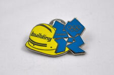 Building London 2012 Olympic Pin (Olympic Delivery Authority 2009) Olympia