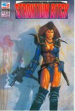 Strontium Bitch # 1 (of 2) (Quality Comics USA, 1991)
