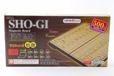 Shogi Japanese Chess with Folding Magnetic Board Games Portable From Japan A287