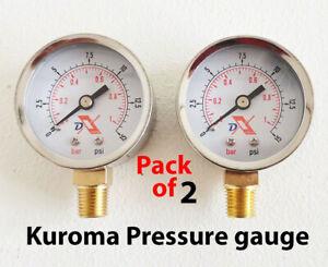 KUROMA Original Pressure Gauge Pack of 2 -Kuroma Pressure fryer Parts Spares