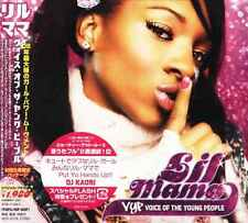 Lil Mama VYP Voice Of The Young People - Japan CD + 2BONUS  NEW Limited Edition