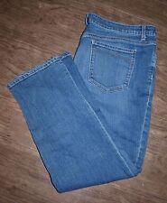 Sonoma Size 16 Modern Fit Medium Wash Straight Leg Jeans