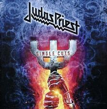 Judas Priest Single Cuts CD NEW SEALED Living After Midnight/Breaking The Law+