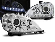 mercedes w163 ml m-class 2001 2002 2003 2004 2005 headlights lpme84 led