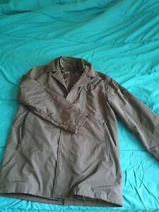 Tumi Tech Coat Jacket mens LARGE