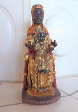 Maria mit Jesuskind aus Porzellan/Keramik 20 cm hoch (N9922)