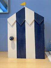 Small Cupboard Nautical Theme,  Handmade Made Of Wood