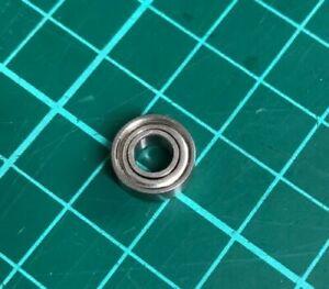 Tamiya 1/14 Semi Truck Buggie Trailer 1260 Type Sealed Metal Ball Bearing  (1pc)