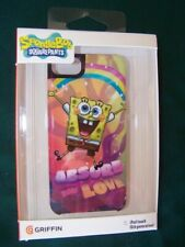 "NEW SPONGEBOB: I-POD TOUCH CASE 5TH GENERATION: ""ABSORB THE LOVE"""