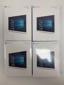 Microsoft Windows 10 Home 32/64 Bit Genuine Retail Product Key w/ USB