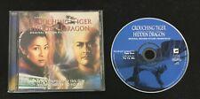 Crouching Tiger, Hidden Dragon Original Motion Picture Soundtrack AUDIO CD