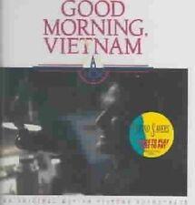 Good Morning Vietnam Various Artists 1989 CD